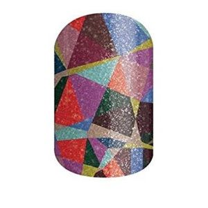 🆕 💅🏼 Jamberry Nail Wraps Crash Art